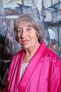 Lee Krasner American abstract expressionist painter (1908-1984)