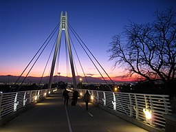 Legacy Bridge. University of Utah - IMG 1840