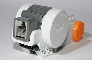 Deutsch: Lego Mindstorms NXT Motor