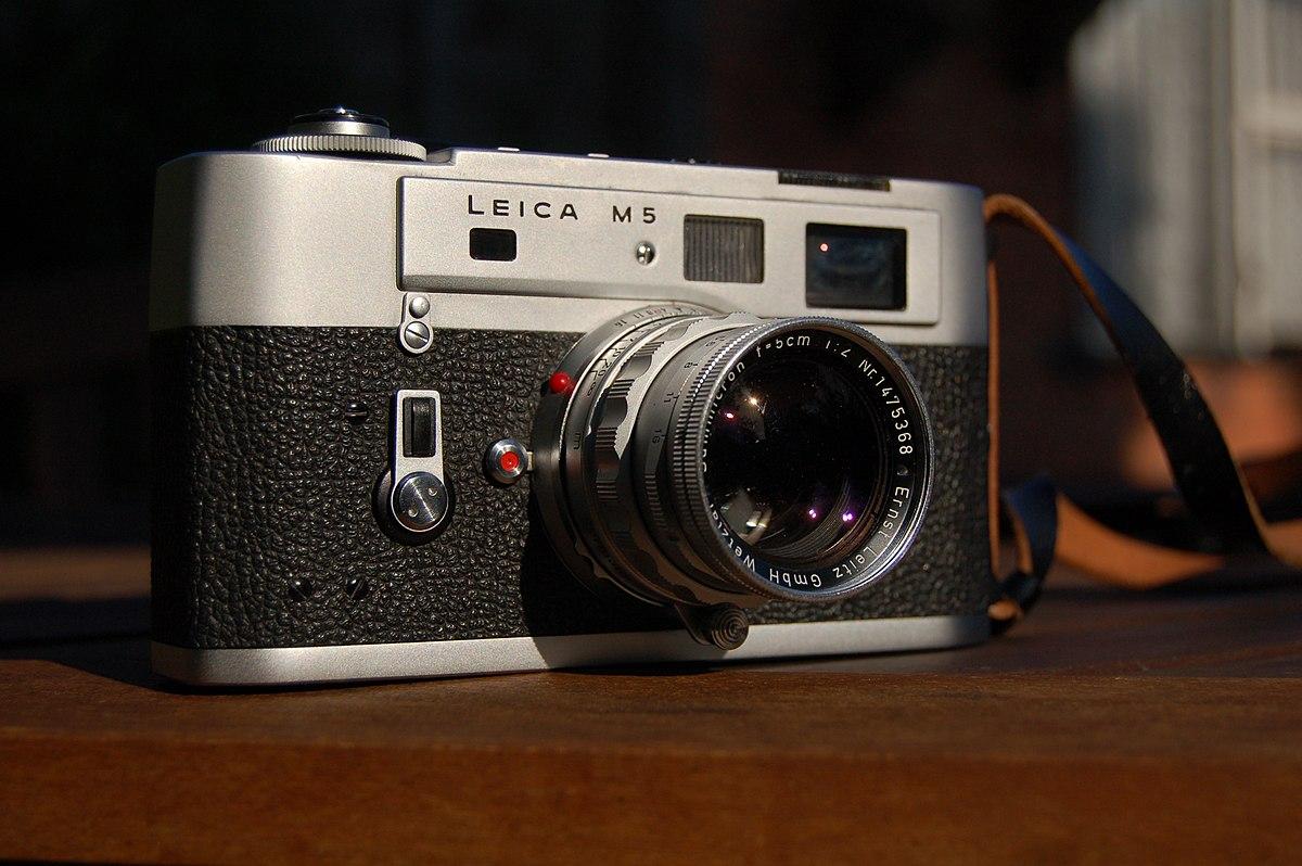 Leica M5 - Wikipedia