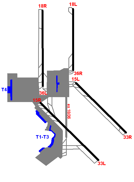 Lemd-runways