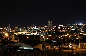 Lençóis Paulista à Noite.JPG