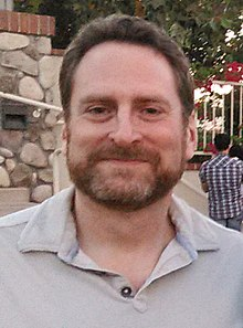 Leonard Boyarsky- Fallout 20 year reunion dinner (cropped).jpg