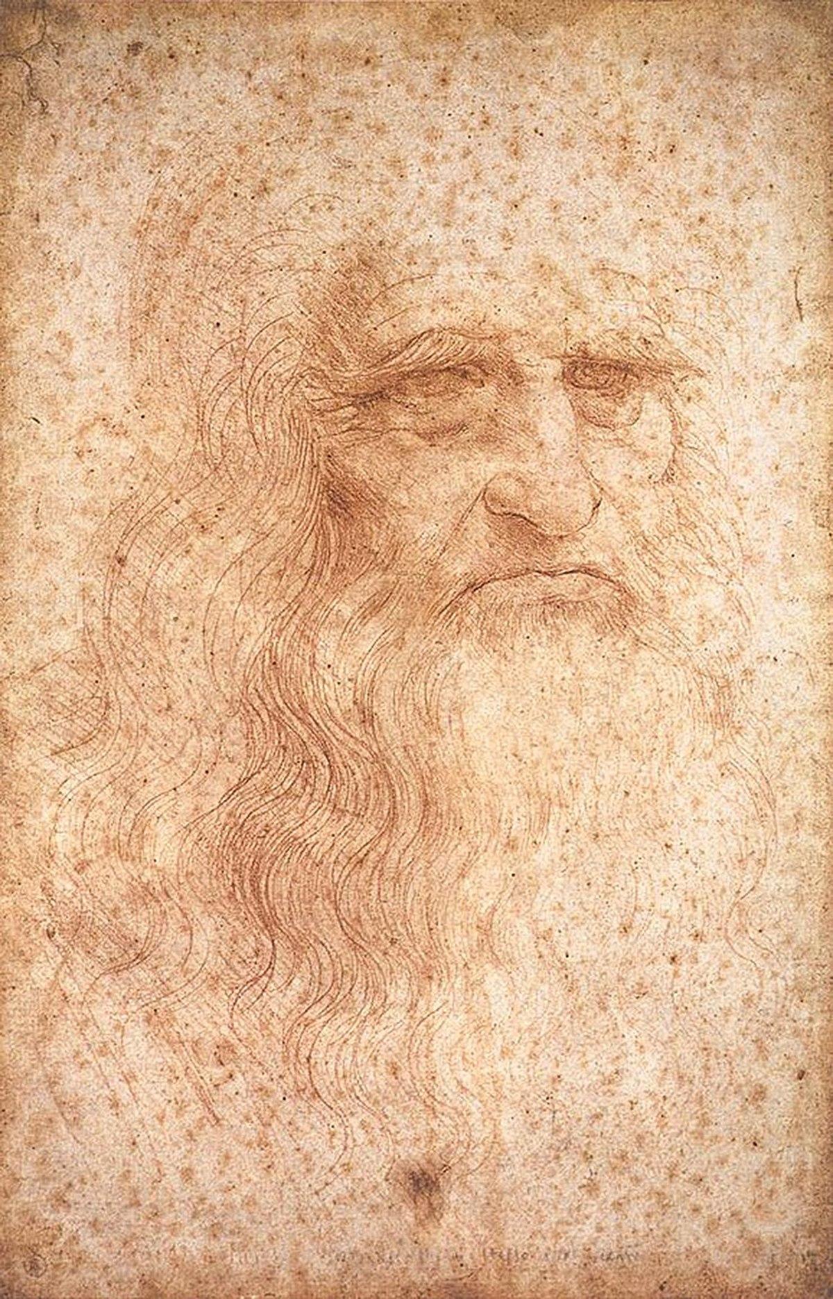 Leonardo Da Vinci Wikipedia La Enciclopedia Libre