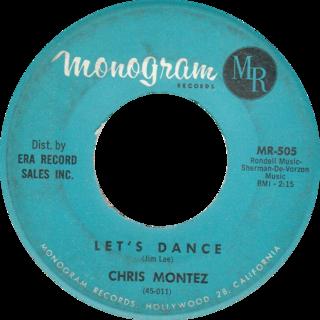 Lets Dance (Chris Montez song)