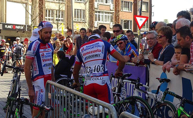 Leuven - Brabantse Pijl, 15 april 2015, vertrek (B162).JPG