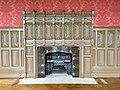 Lews Castle, Stornoway, fireplace 1.jpg