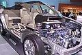 Lexus RX 400h cutaway model.jpg