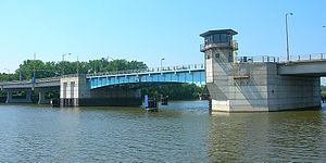 Bay City, Michigan - Liberty Bridge