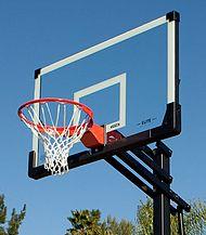 Basket ball wikip dia - Panneau de basket exterieur ...