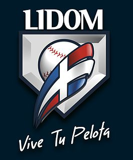Dominican Professional Baseball League highest level baseball league in the Dominican Republic
