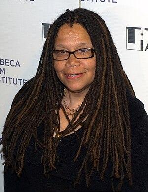 Linda Goode Bryant - At the 2010 Tribeca Film Festival