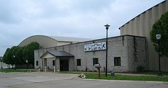 Lindenwood Lions - Lindenwood University Ice Arena