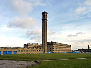 Bradford - Lister's Mill