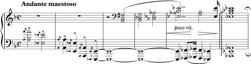 Liszt apres une lecture du Dante