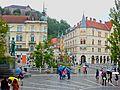Ljubljana Old Town, Slovenia (Old Camera) (33712477166).jpg