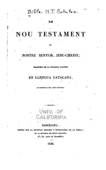 File:Lo nou testament de nostre senyor Jesu-Christ (1836).djvu
