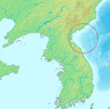 Location of East Korea Bay.png
