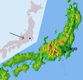 Location of Japanese Alps.png