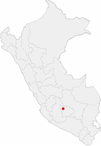 Location of the city of Andahuaylas in Peru.png