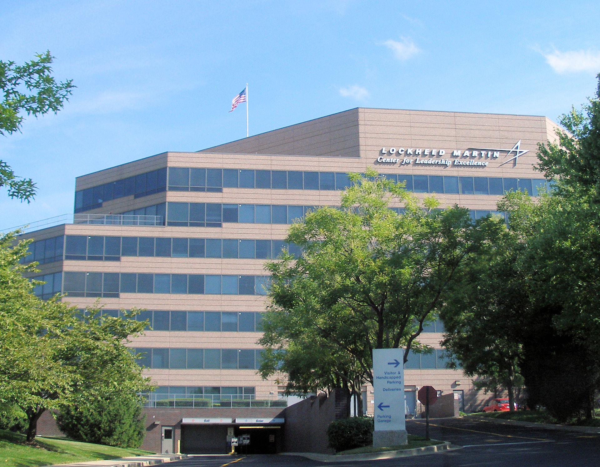 Lockheed Martin Wikipedia