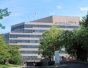 Lockheed Martin - Lockheed Martin's Center For Leadership Excellence (CLE) Building in Bethesda, Maryland