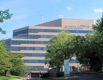 Lockheed Martin - Lockheed Martin's Center For Leadership Excellence (CLE) Building in North Bethesda, Maryland