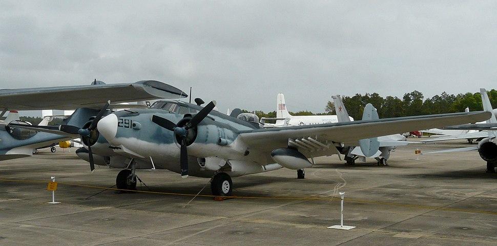 Lockheed PV-2 Harpoon, Naval Aviation Museum, Pensacola, Florida