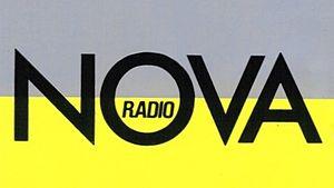 Radio Nova (France) - Image: Logo Radio Nova 1981