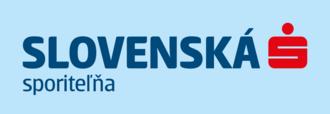 Slovenská sporiteľňa - Image: Logo Slovenskej sporiteľne