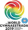 Logo Weltgymnaestrada 2019 world gymnaestrada 2019 (H2000px).jpg