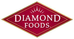 Logo da empresa Diamond Foods - This is a logo...