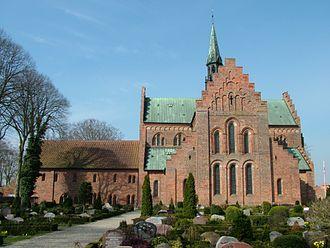 Løgumkloster - Løgumkloster church