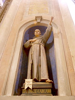 Franciscan preacher