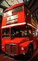 London Transport Routemaster bus RM1737 (737 DYE) London Transport Museum 24 Jan 2009 (1).jpg