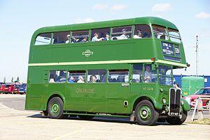 London Transport bus RT3228 (KYY 957), 2010 North Weald bus rally.jpg