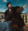 Lorenzo Lotto - Portrait of a Man, possibly Girolamo Rosati - 1950.250 - Cleveland Museum of Art.tiff