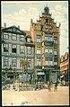 Louis Glaser PC Hannover. Brunnen a. d. Holzmarkt. 1902 Kallichrom 1905 Bildseite.jpg