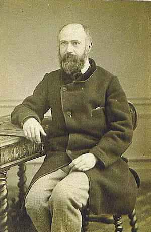 Louis Martin (1823-1894), beatified, husband o...