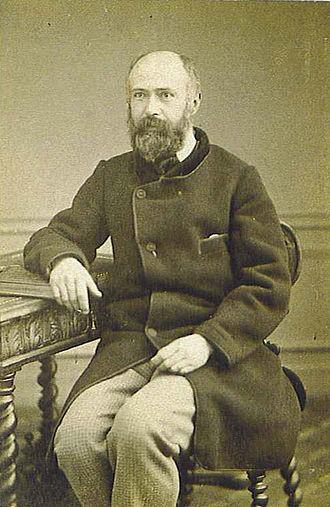 Thérèse of Lisieux -  Louis Martin, father of Thérèse.