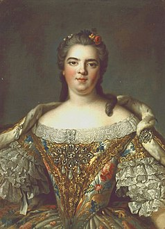 Louise-Élisabeth de France, duchesse de Parme by an unknown artist after J.-M. Nattier.jpg