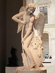 Cupido de Edmé Bouchardon (1750).