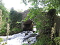 Lovers' Bridge near the watermill - geograph.org.uk - 527811.jpg