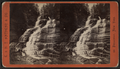 Lucifer Fall, 230 feet high, Enfield Ravine, Ithaca, N.Y, by E. & H.T. Anthony (Firm).png