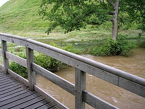 300px Ludlow and Shropshire flooding 3 - Residential Subdivisions
