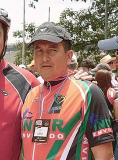 Luis Herrera (cyclist) Colombian cyclist