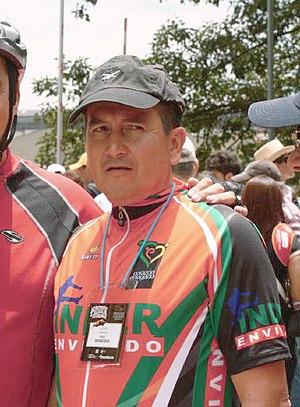 Luis Herrera (cyclist) - Image: Luis Herrera