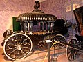 Luján, Museo del Transporte, Carruaje fúnebre.jpg