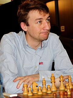 Luke McShane British chess player