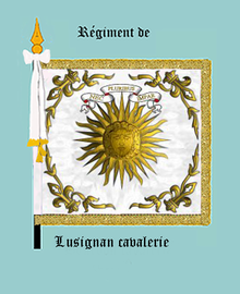 Image illustrative de l'article Régiment de Lusignan cavalerie